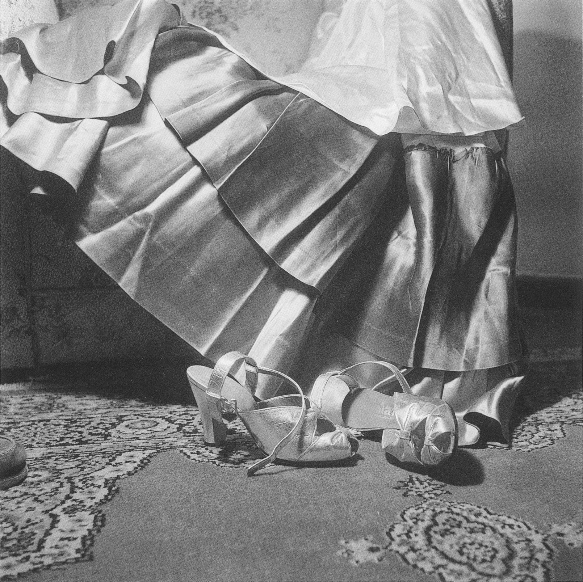 Modefotografie, 1945 © Victor Hugo Klagsbrunn