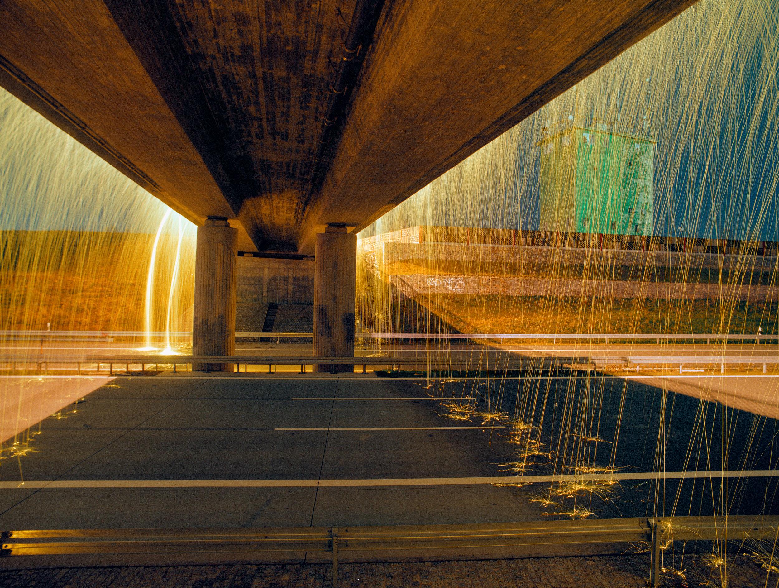 """""""Golden Bridge 1, 2005"""""""