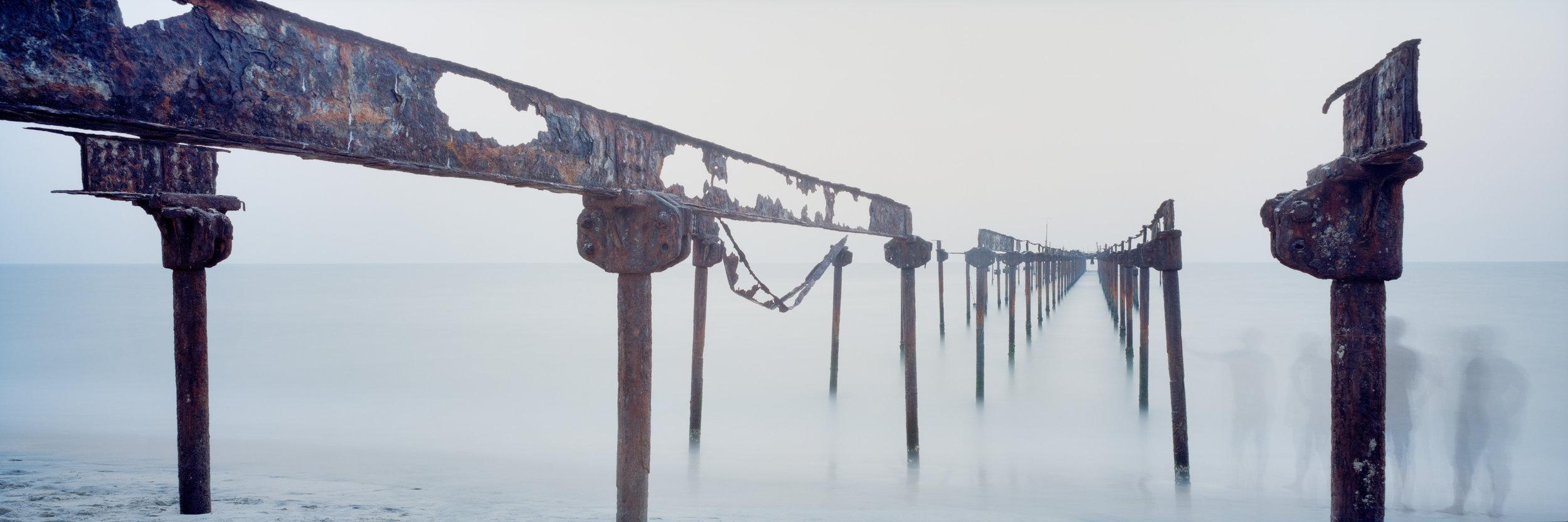 """""""Rust Bridge, 2013"""""""