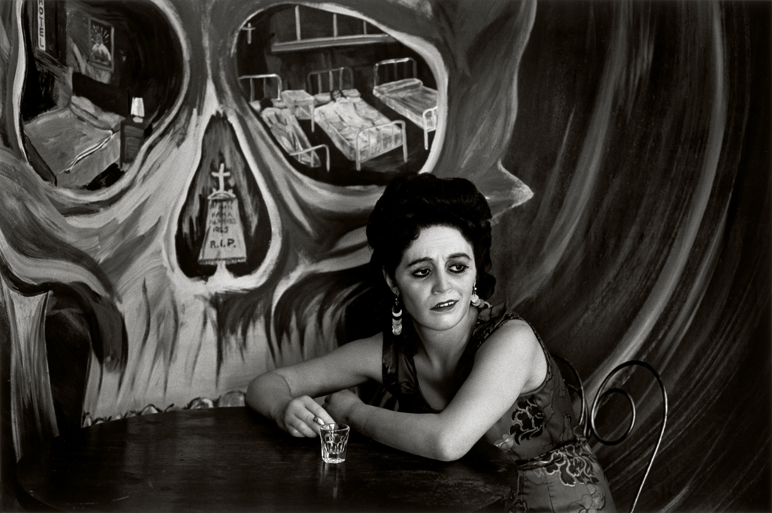 México, 1969 © Graciela Iturbide / Colecciones Fundación MAPFRE, 2019