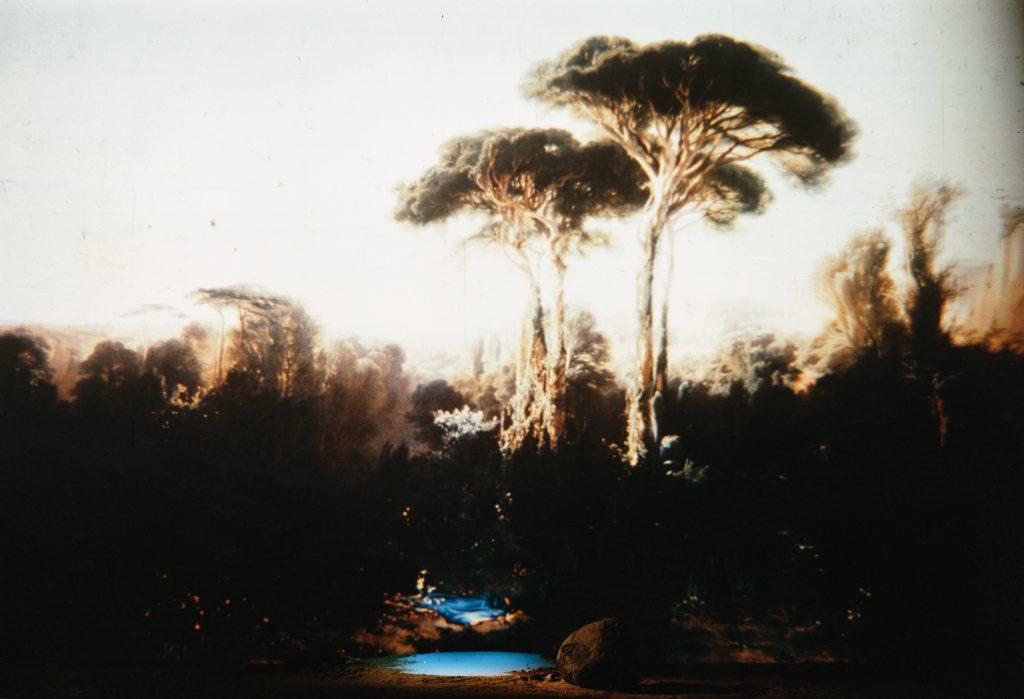 Italian Landscape, 1983, C-Type analogue, 46 x 31 cm