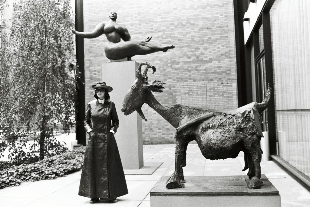 Kiki Kogelnik, New York, 1969