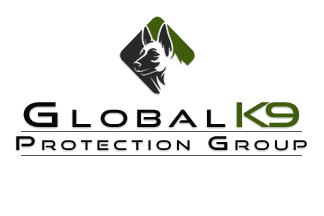 Global K9 Protection Group Logo