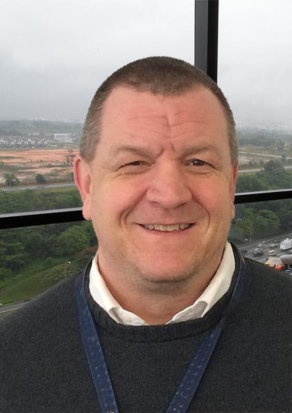 Jeff Koehl GK9PG's Director of Cargo Operations