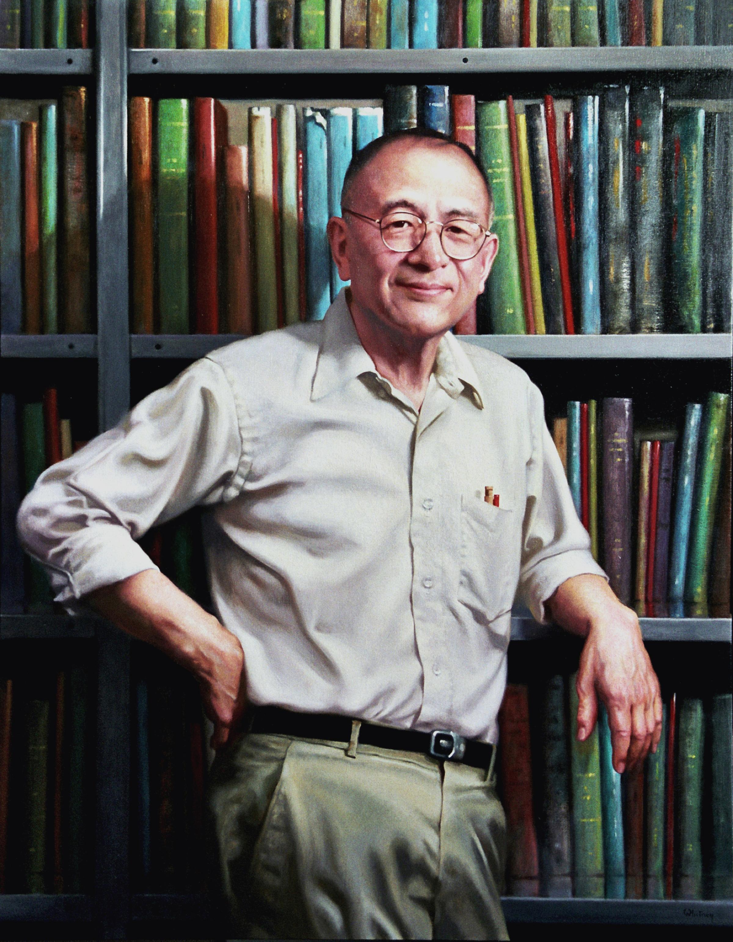 Dr. Nelson Kiang, Mass. Eye & Ear Infirmary