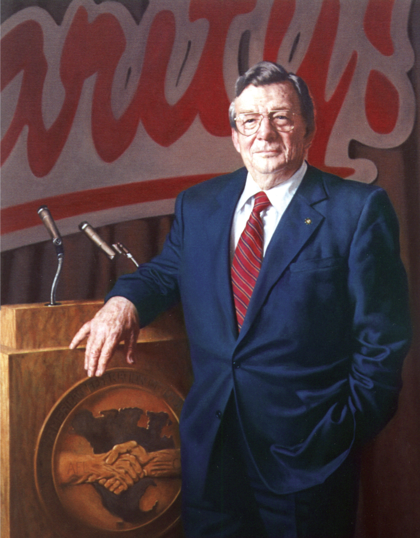 Lane Kirkland, AFL-CIO