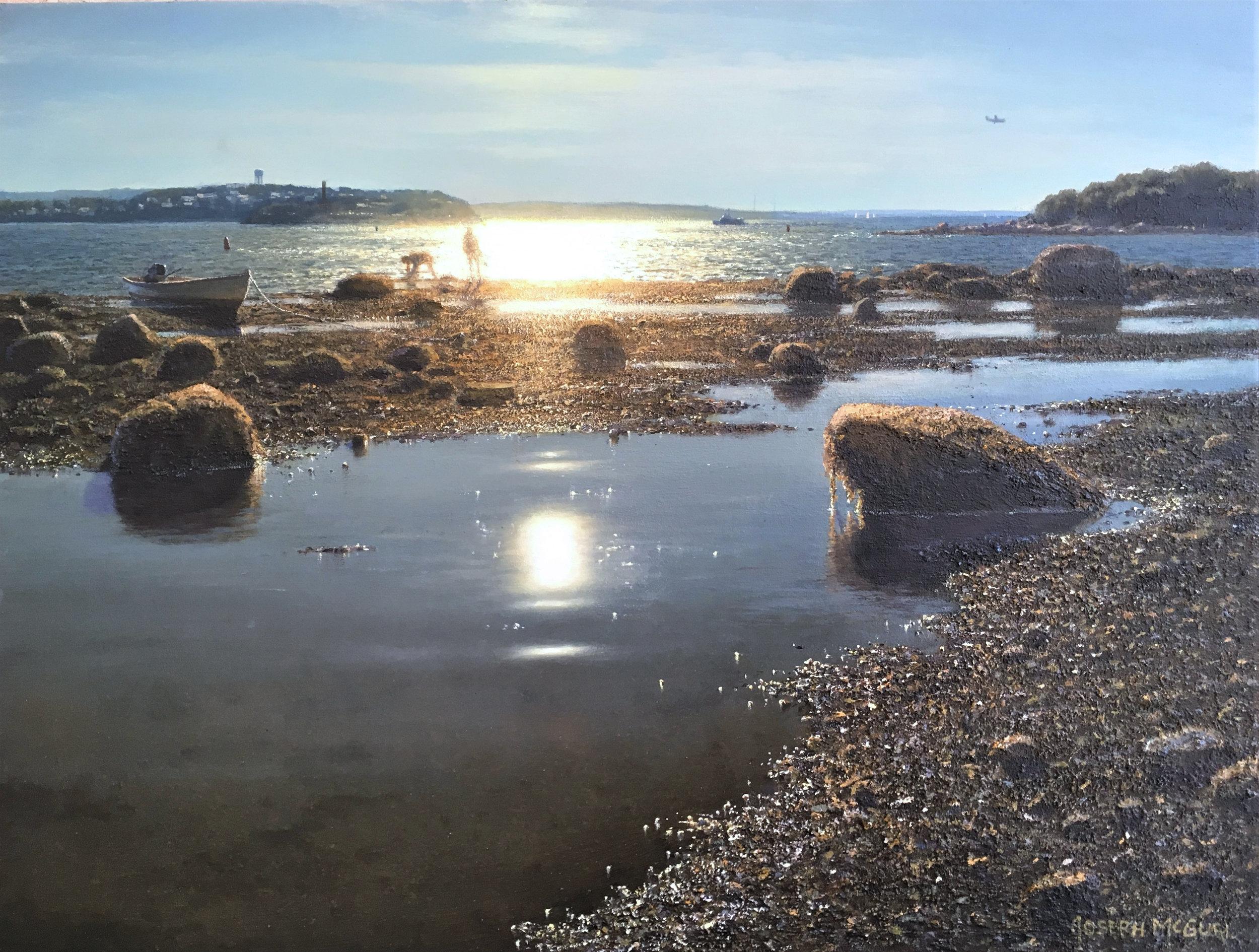 The Boston Harbor Islands Project, Clamdiggers