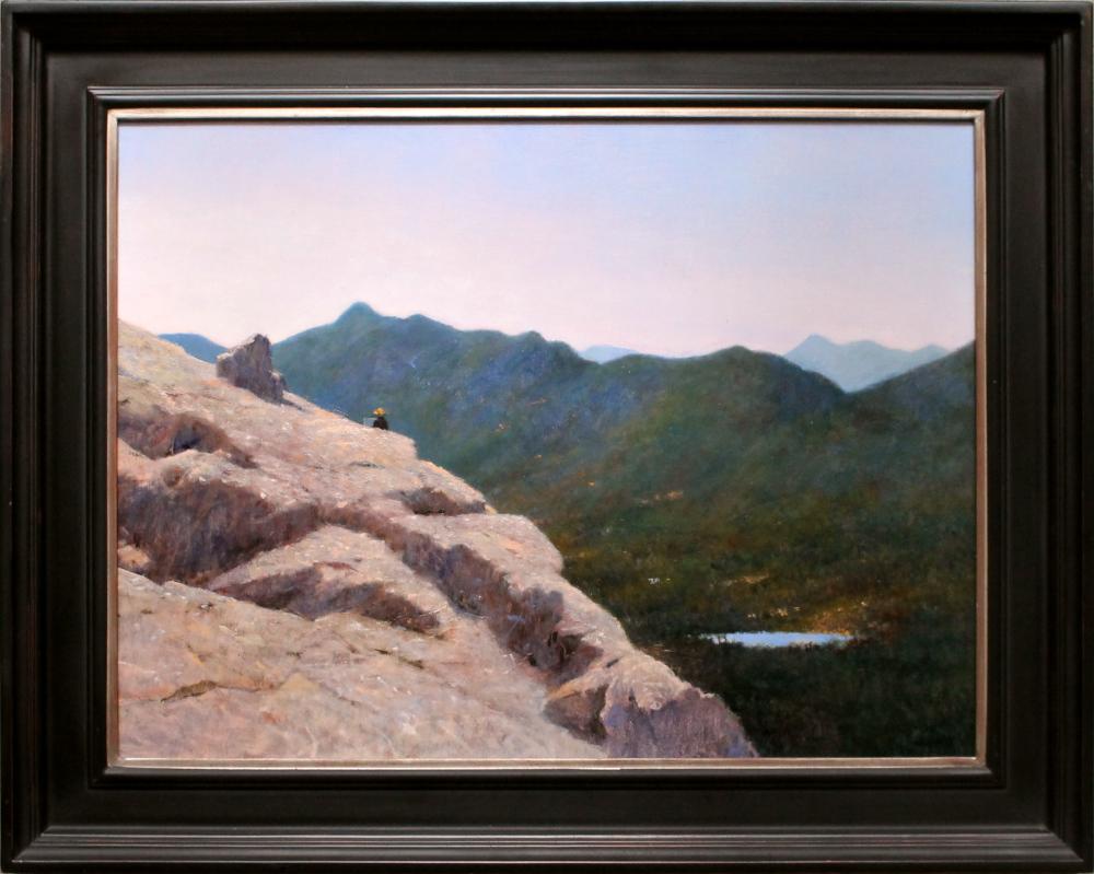 An Artist in the Adirondacks
