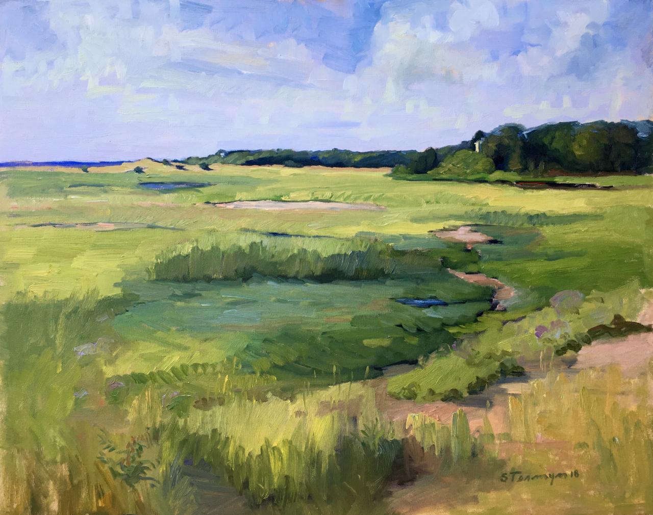 Marsh Meadows, Late July