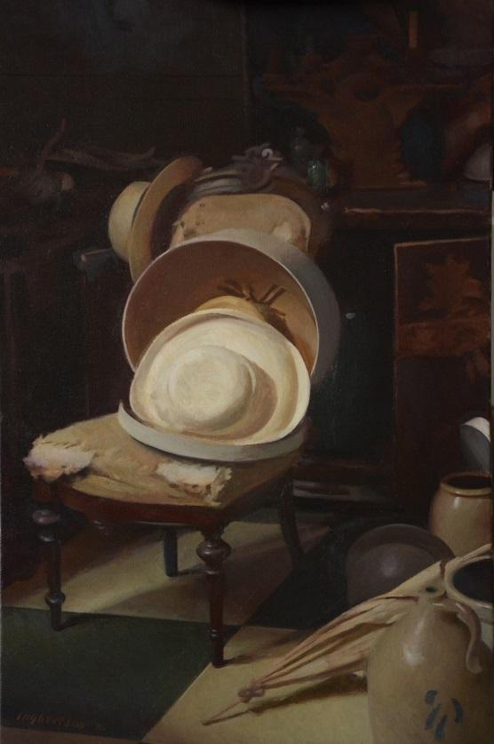 Old Hat   by Paul Ingbretson