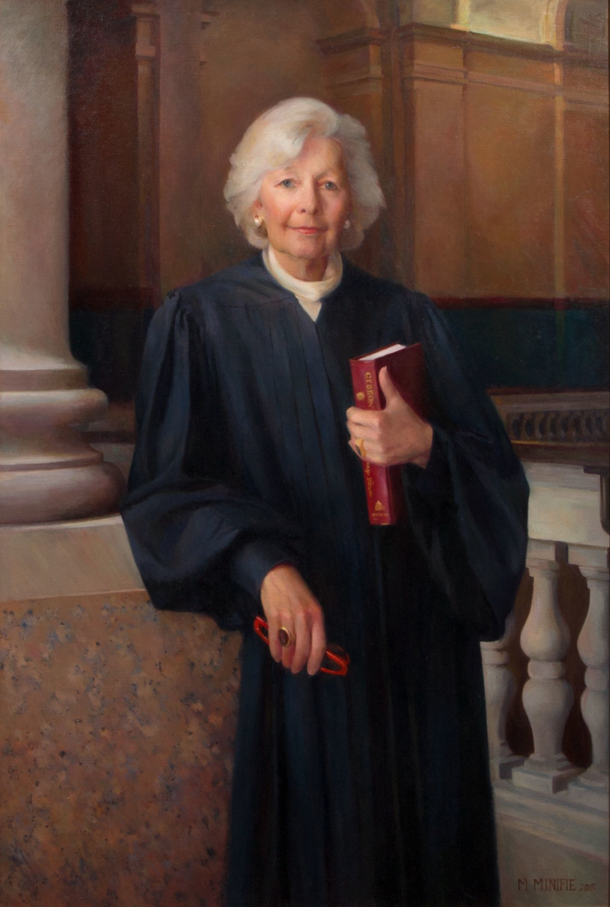 Chief Justice Margaret Marshall