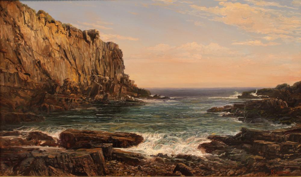 Maine Coast, Baldhead Cliffs
