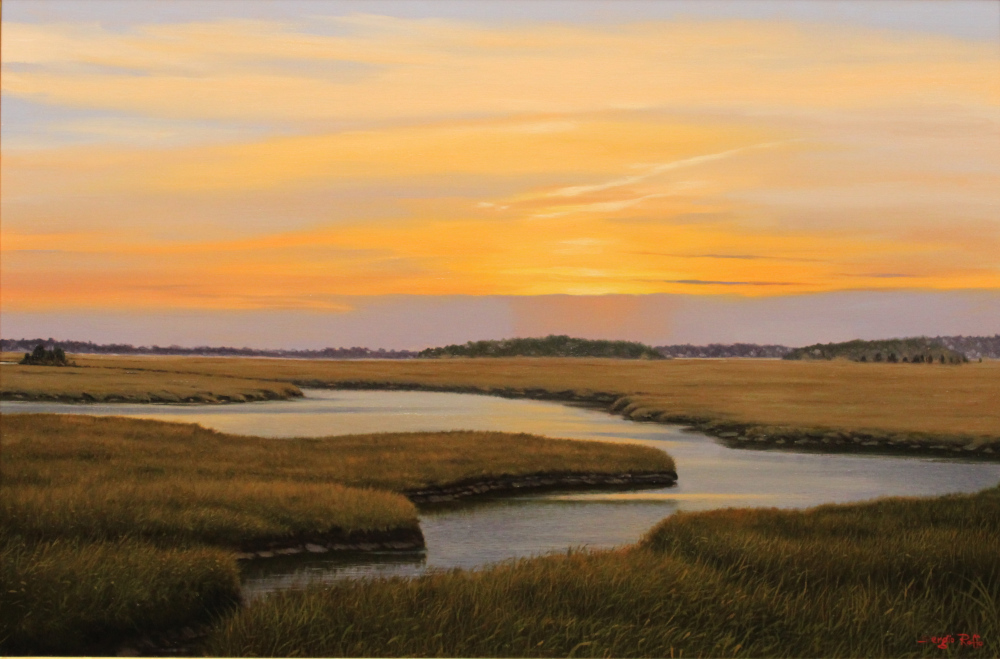 Scituate Marshlands