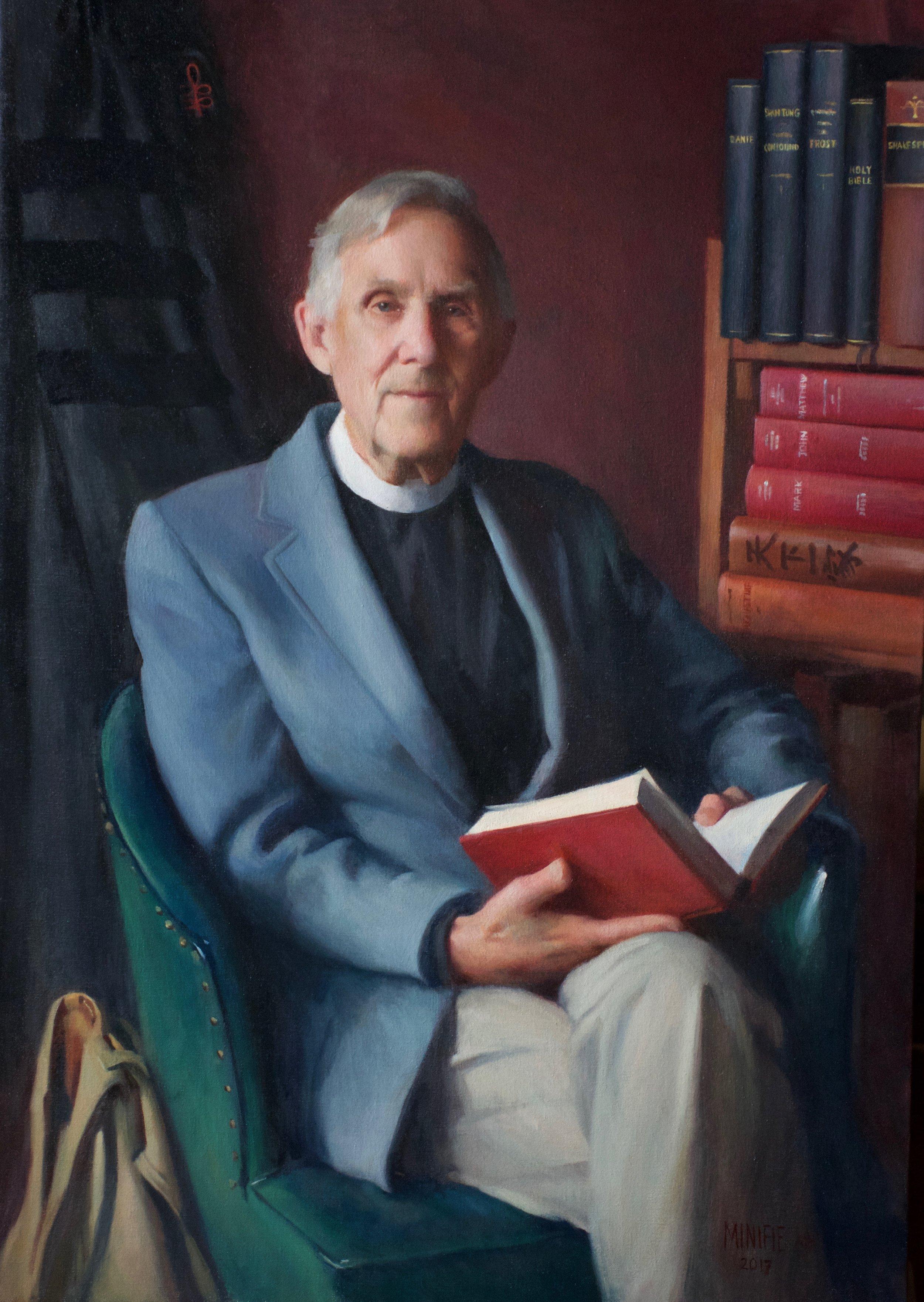 The Reverend Carl Scovel **Frank W. Benson Award**