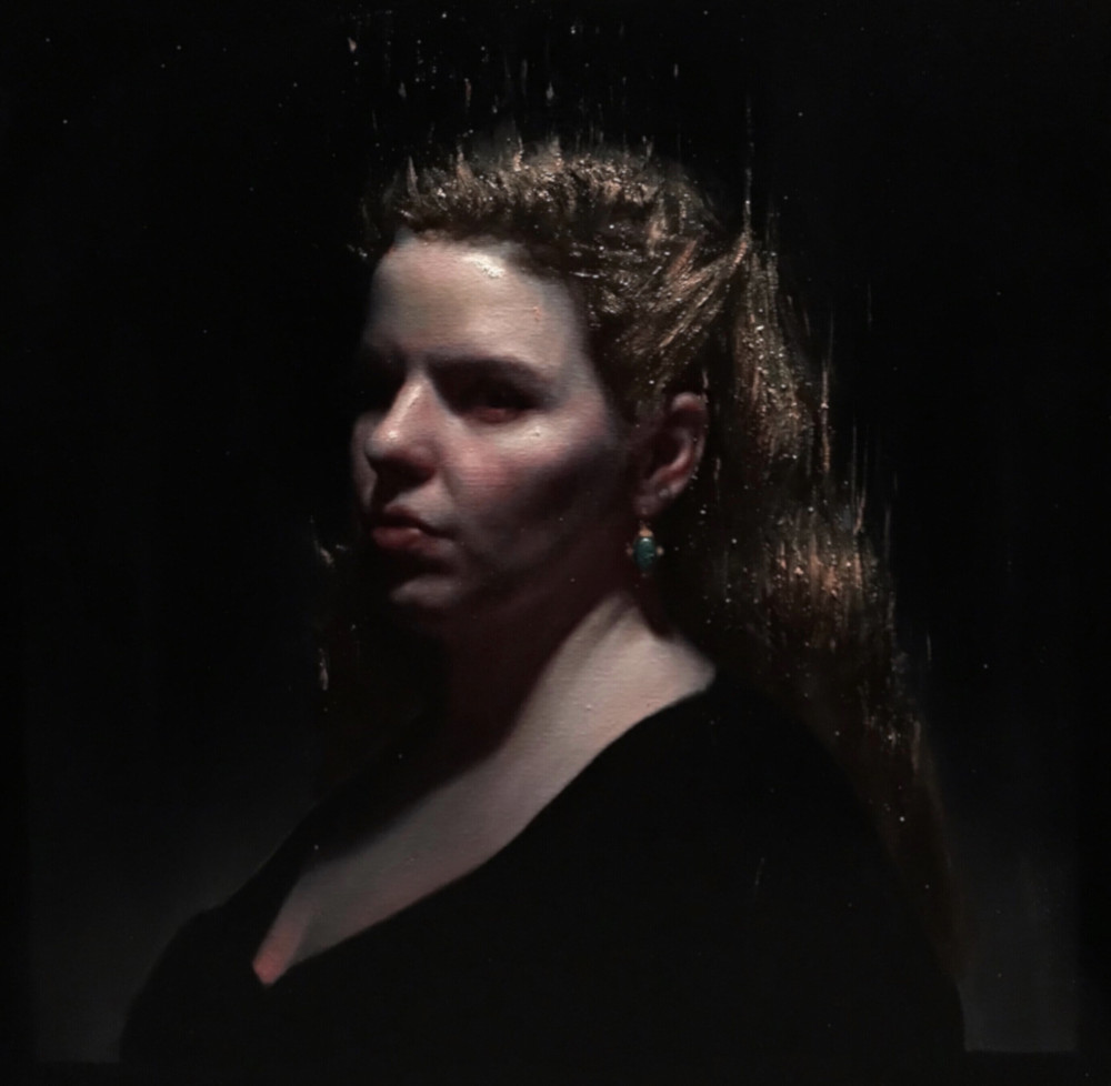"""""""Catherine of Siena""""  Emanuela DeMusis"""