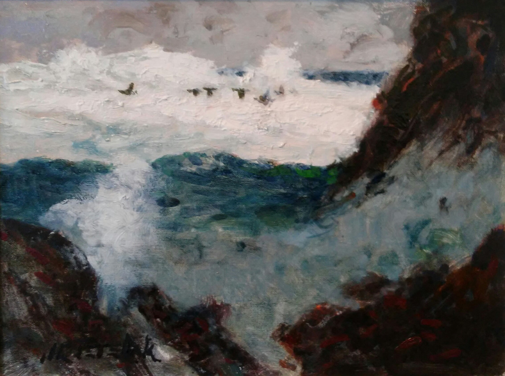 """Surf Off Loblolly Cove"""