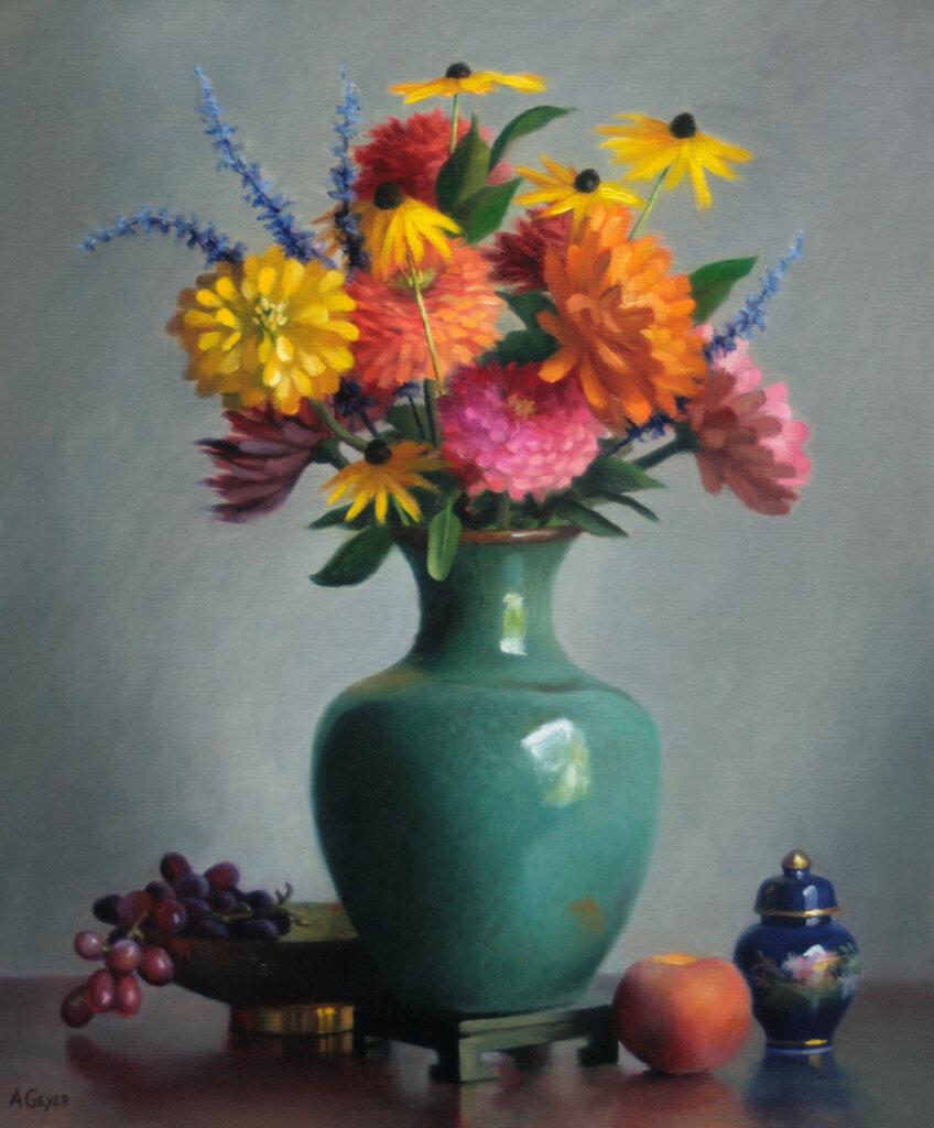 Vibrant Summer Blooms