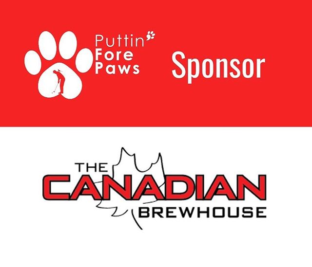 Thank you to @thecanadianbrewhouse for coming out and supporting our tournament! The food was delicious 😊#PFP2019 #YEG #YEGGOLF