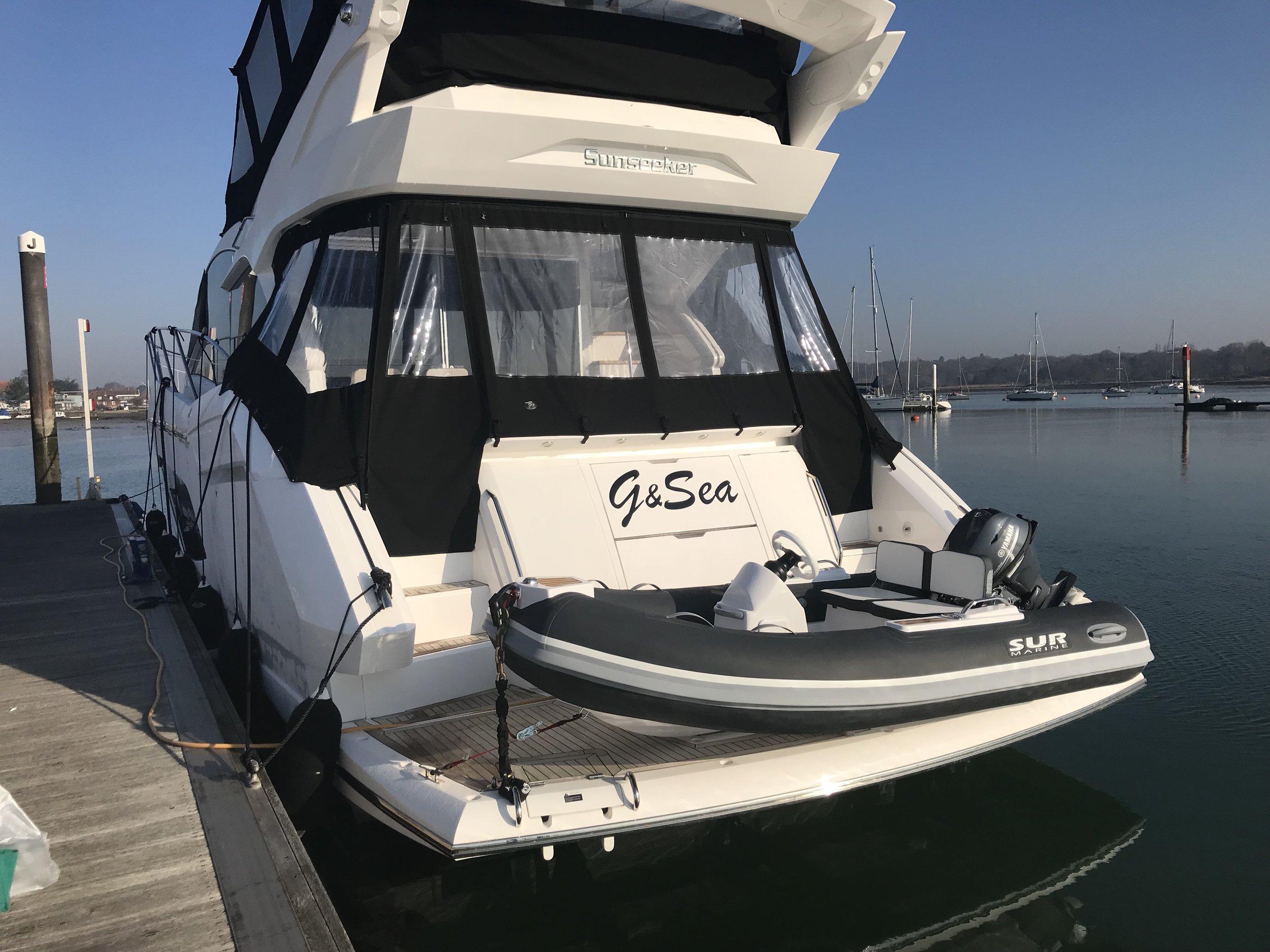 Sunseeker 52 Sur Marine ST330