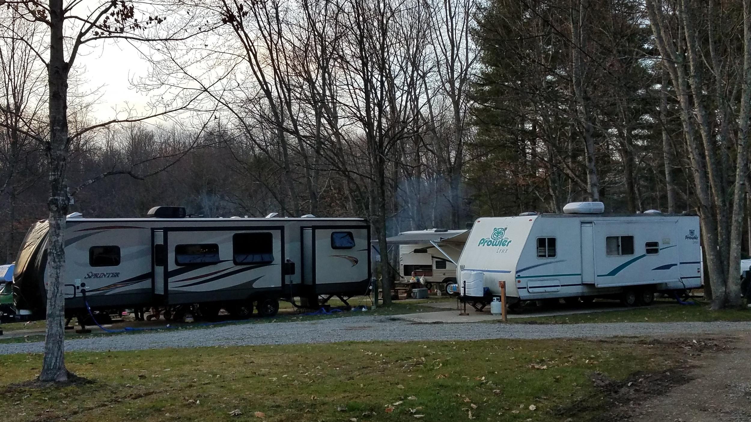 RV Camping -