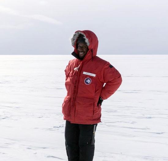 Brian Atkinson , @BrianAtkinology   PhD   , Paleobotany
