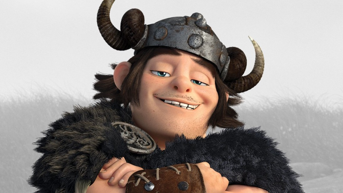 Fig. 4 - Toxic Masculinity (source:    https://www.howtotrainyourdragon.com/explore/vikings/snotlout   ).