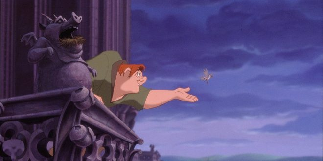 The Hunchback of Notre Dame  (Gary Trousdale and Kirk Wise, 1996).