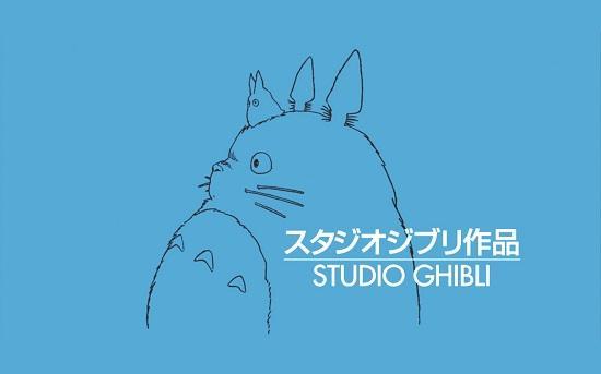 Fig. 1 - The eponymous Totoro embodies the spirit of the Ghibli studio.