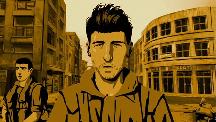 Waltz with Bashir  (Ari Folman, 2008).