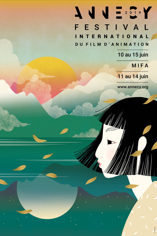 Fig. 1 - Annecy International Animation Film Festival (2019).