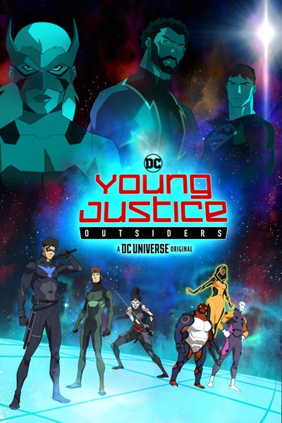 Fig. 1 -  Young Justice  (2010-).