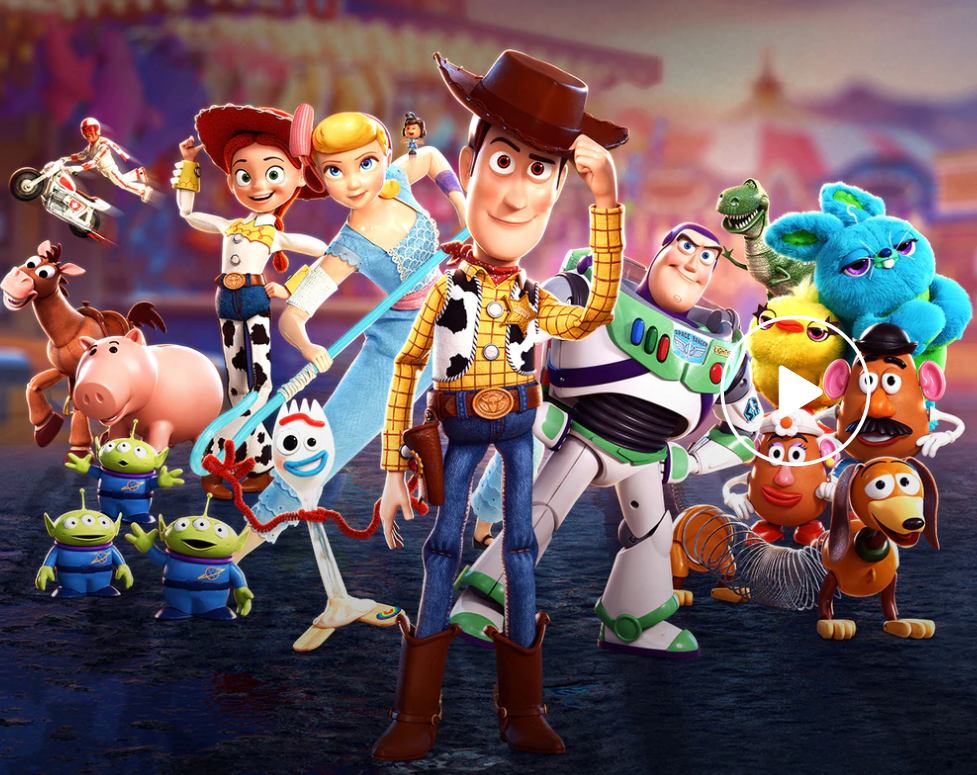 Fig 1 -  Toy Story 4  (Josh Cooley, 2019).