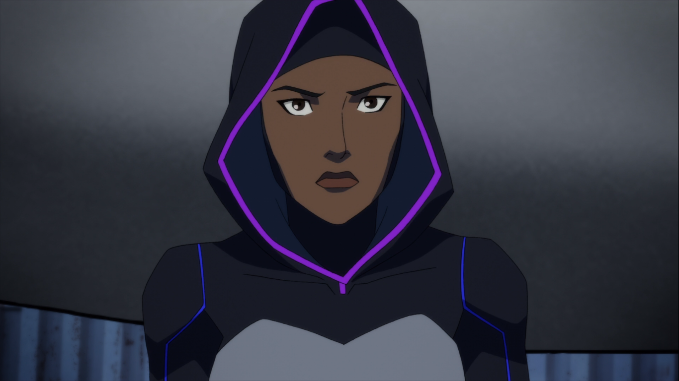 """Fig. 4 - Halo in """"Triptych"""" (S3E08)."""