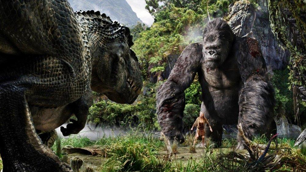 King Kong  (Peter Jackson, 2005).