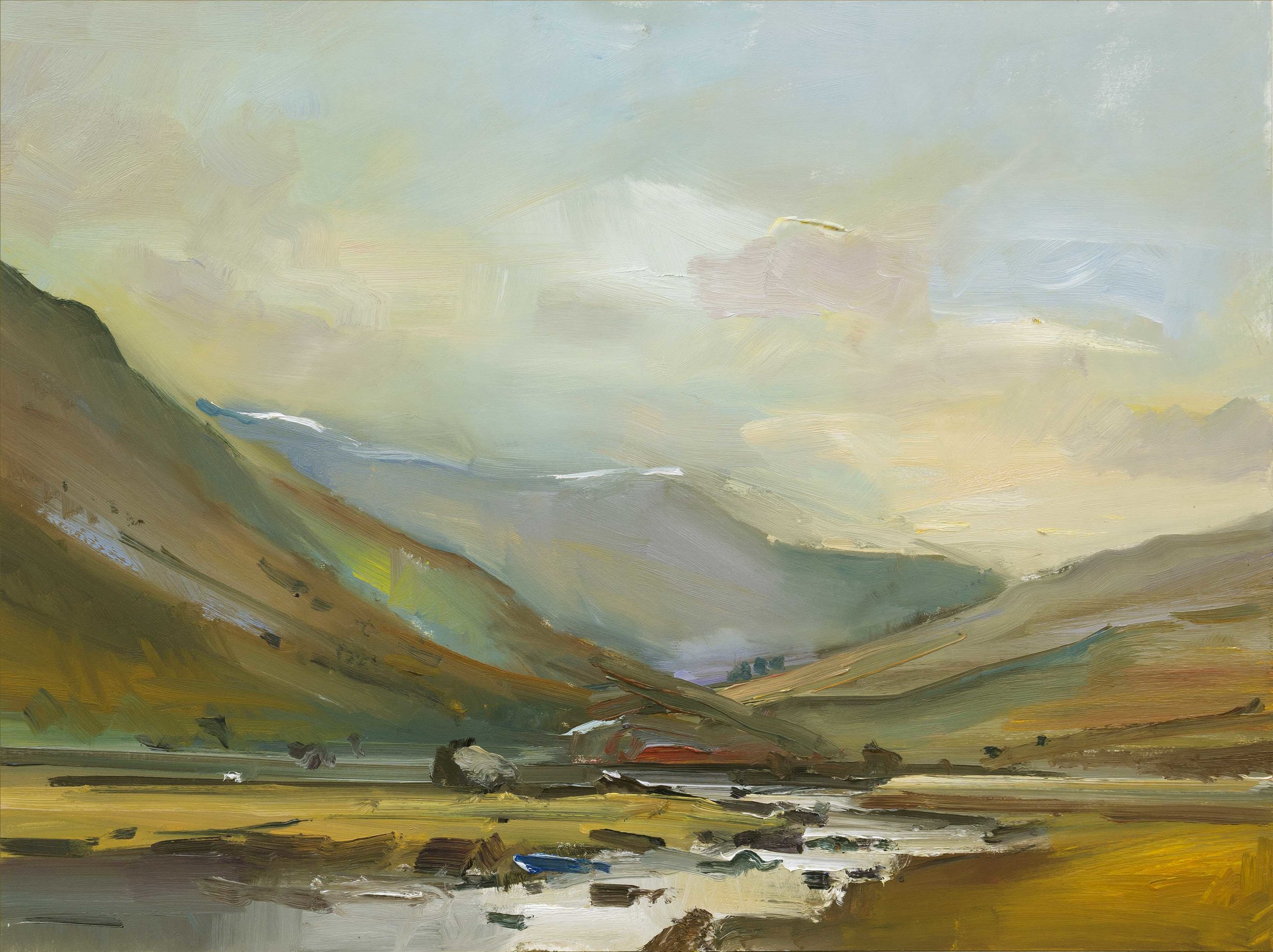 9. Late in the Day Honister Pass Lake District 46x61cm ob copy.jpg