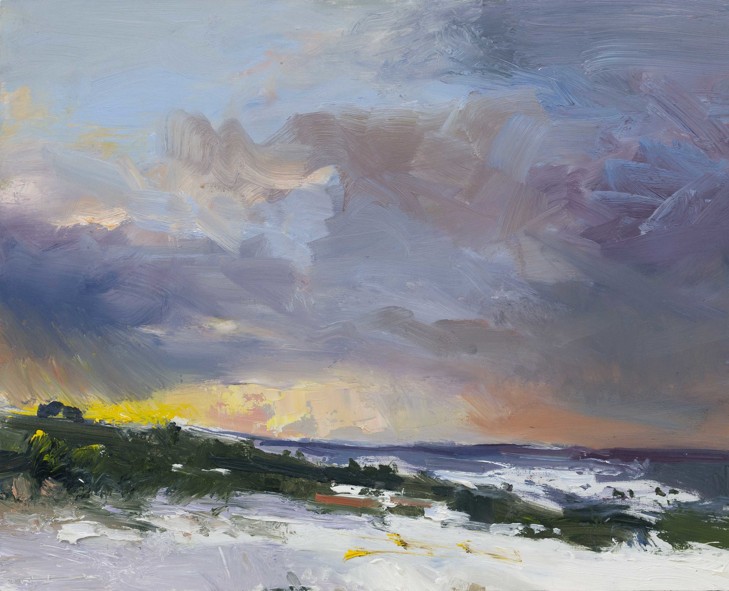21. A Winters Evening on the Heath 46x56 ob copy.jpg