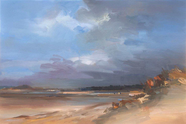 The Dunes on Holkham Beach.
