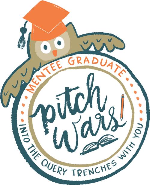 Pitch Wars 2017 Mentee Badge