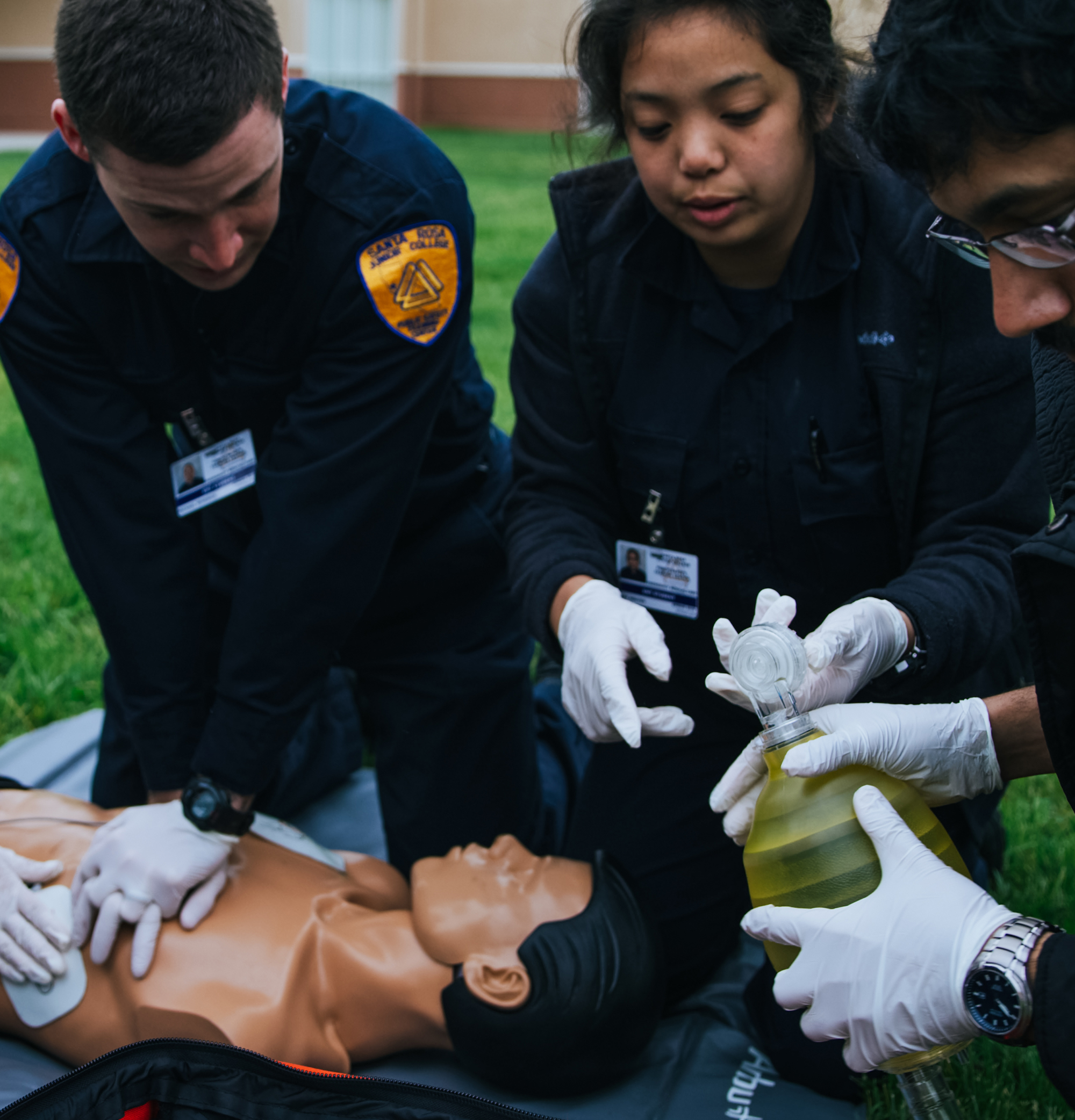 The Best Training the Best - Our Public Safety programs are directed and taught by active paramedics, firefighters, law enforcement officers, rangers and correctional officers—many with decades of experience on the job, and several who graduated from the academies they now instruct.