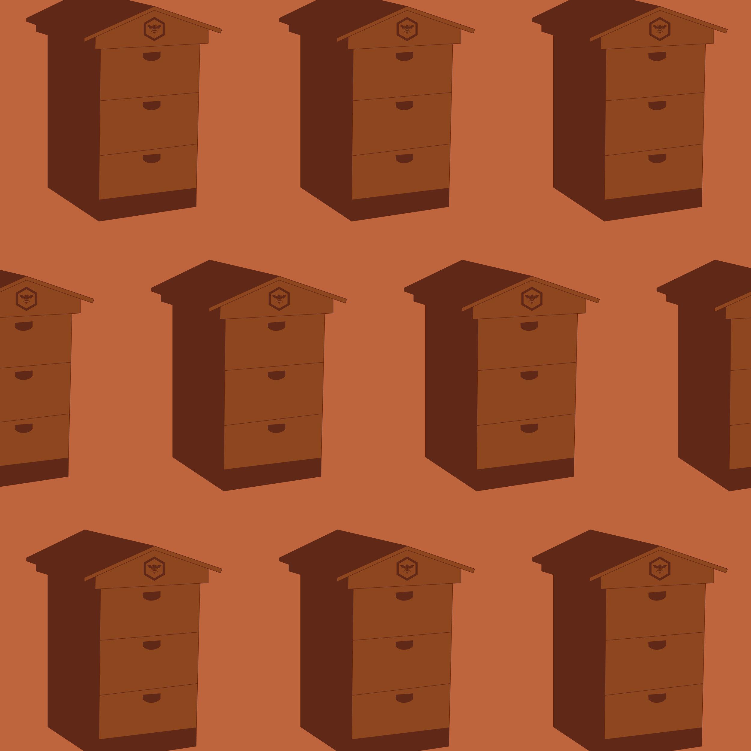 Bee Houses Pattern-01.jpg