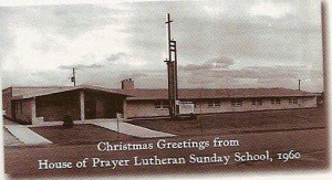 1960 Christmas Card