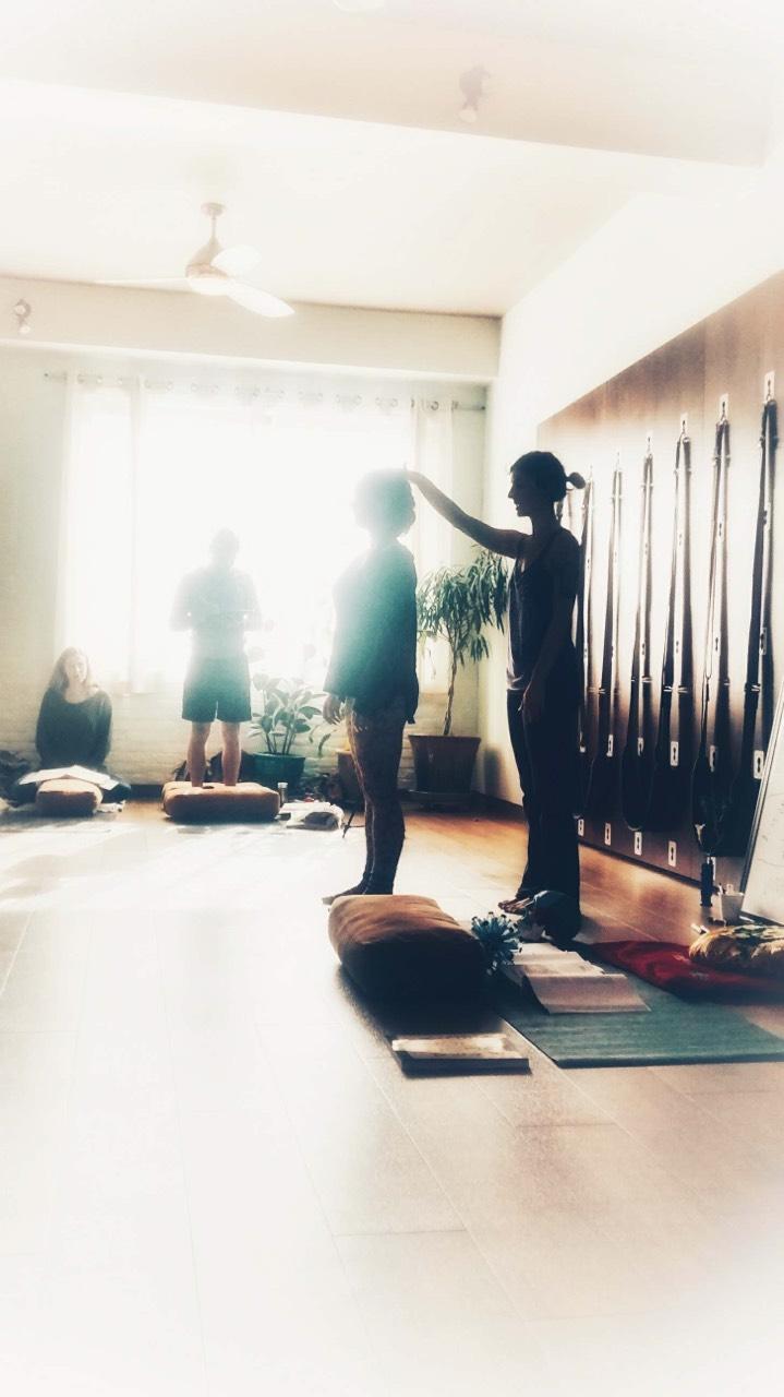 Alignment Yoga Teacher Training with Jonina