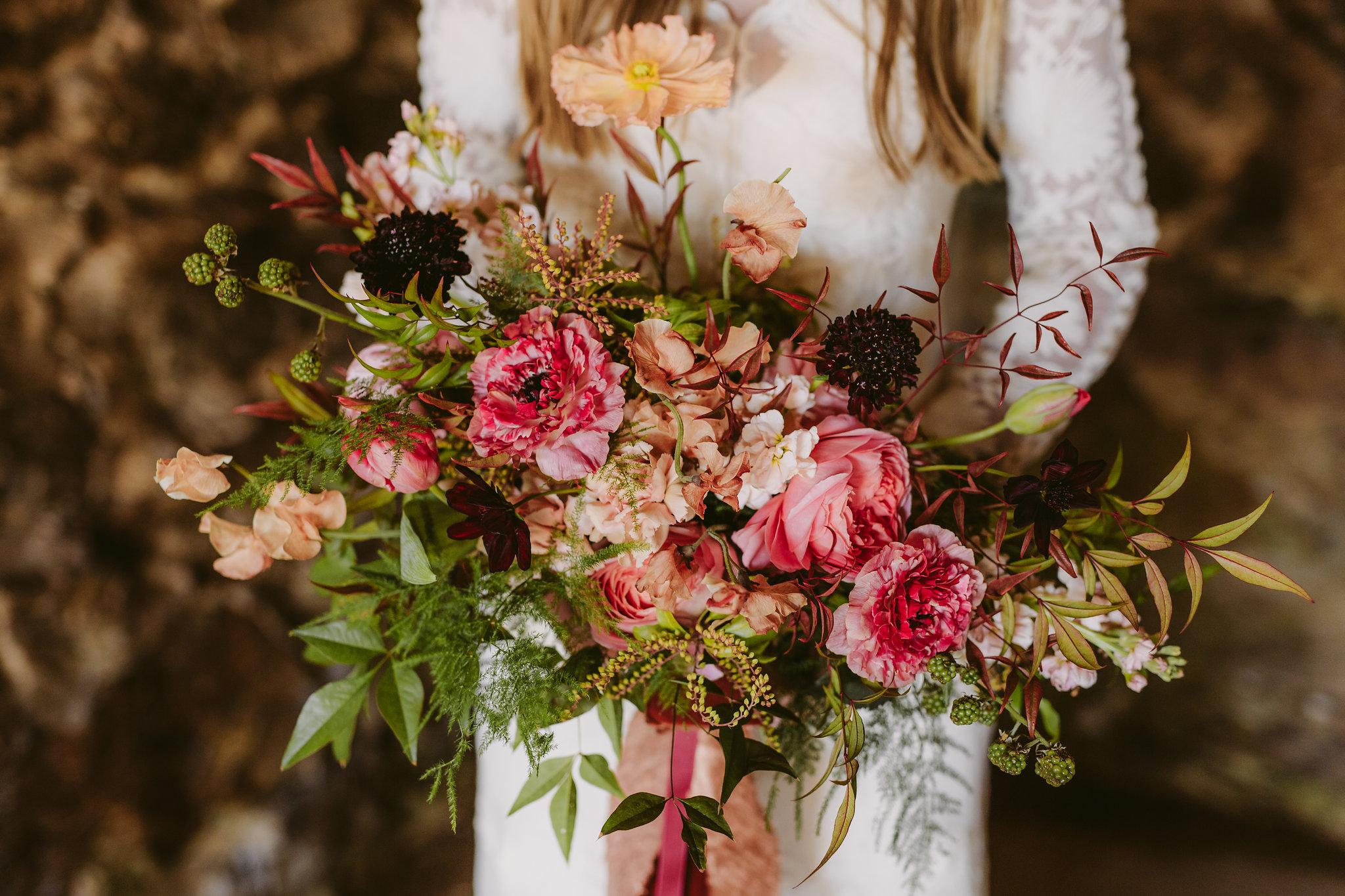 organic-bouquet-oak-hope-flower-farm