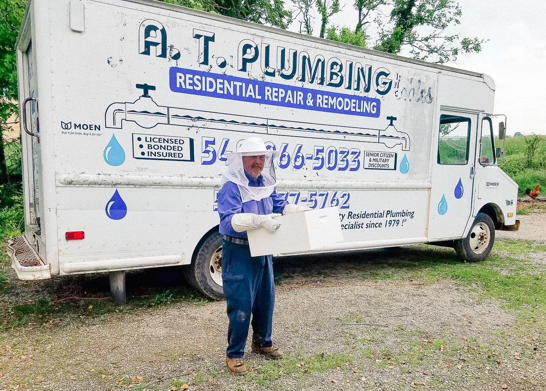 Bee-Keeper-AT-Plumbing-Roanoke-Virginia.jpg