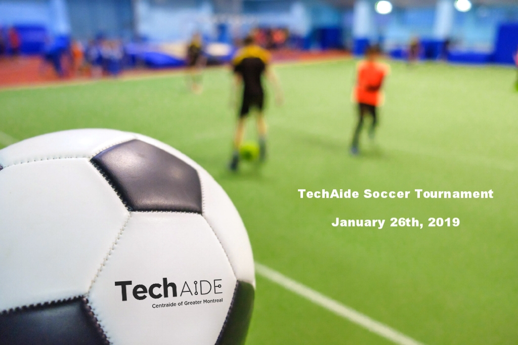 The 2019 TechAide Soccer Tournament