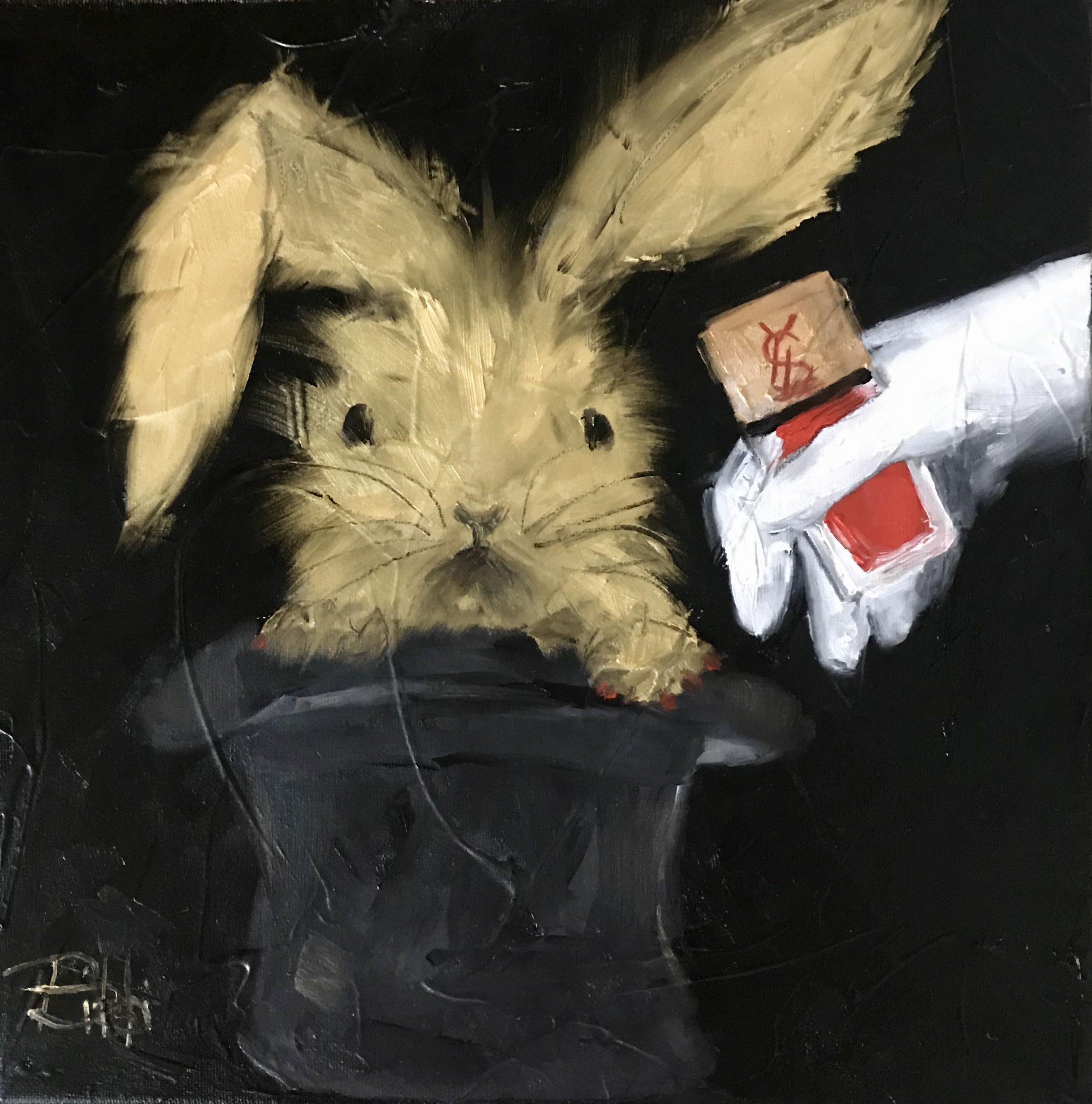 Golden Hare YSL