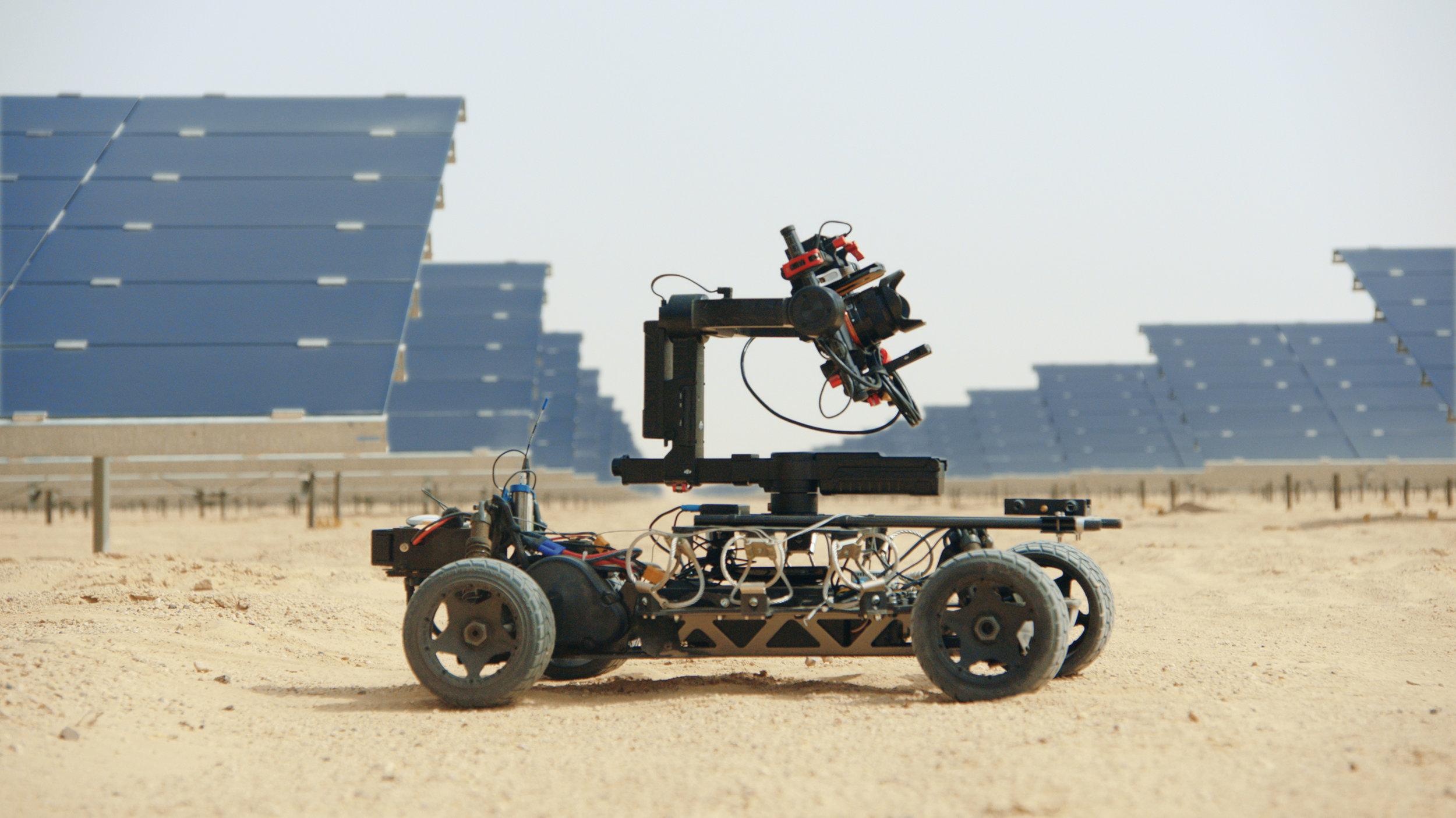 Camera Rover