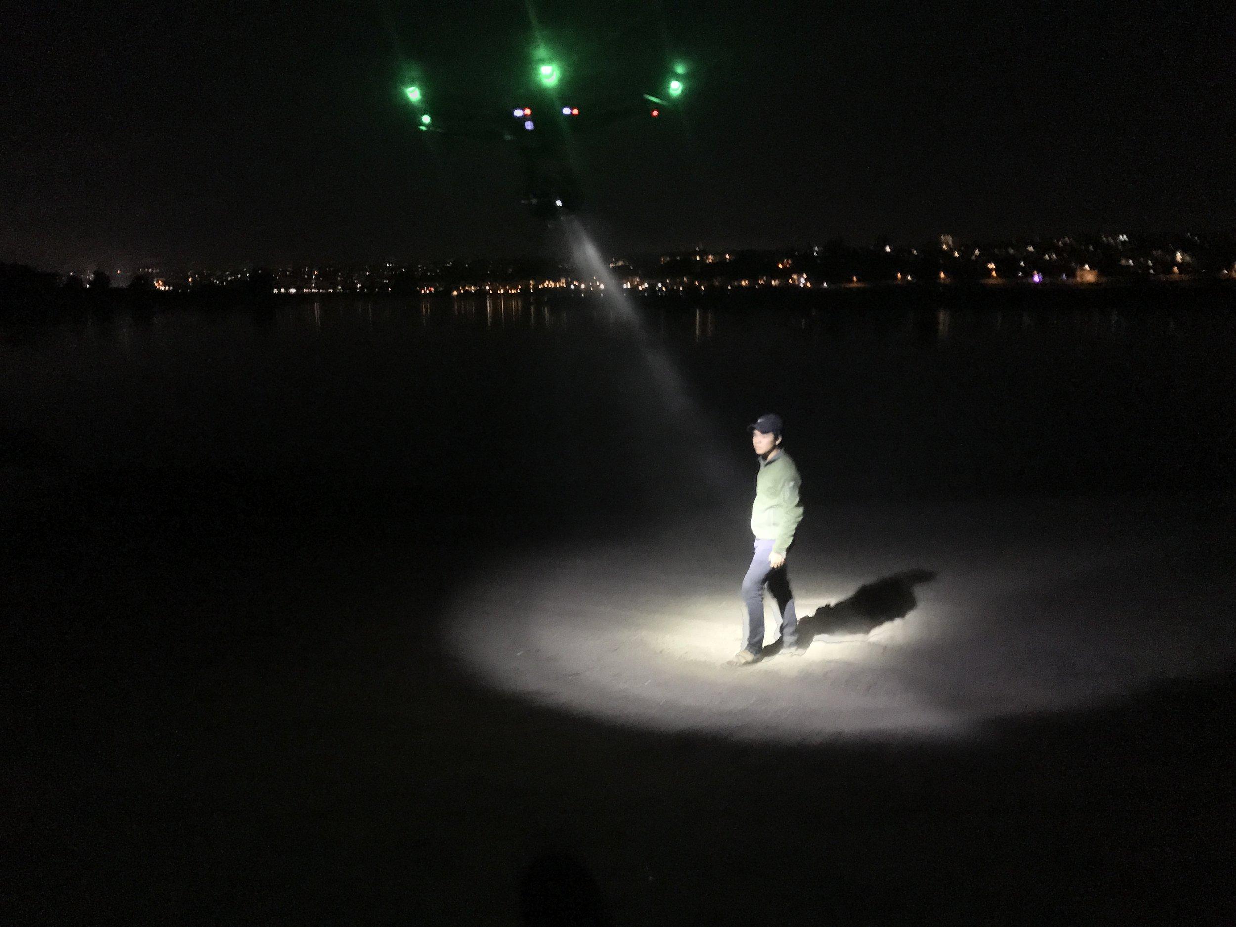 Search and Rescue Spotlight