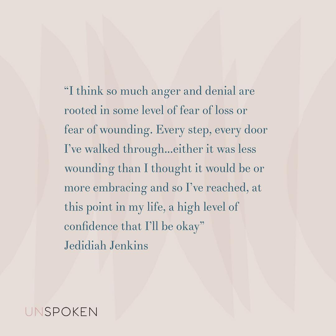 Jedidiah Jenkins — The Unspoken Podcast with Miles Adcox and Ruthie Lindsey