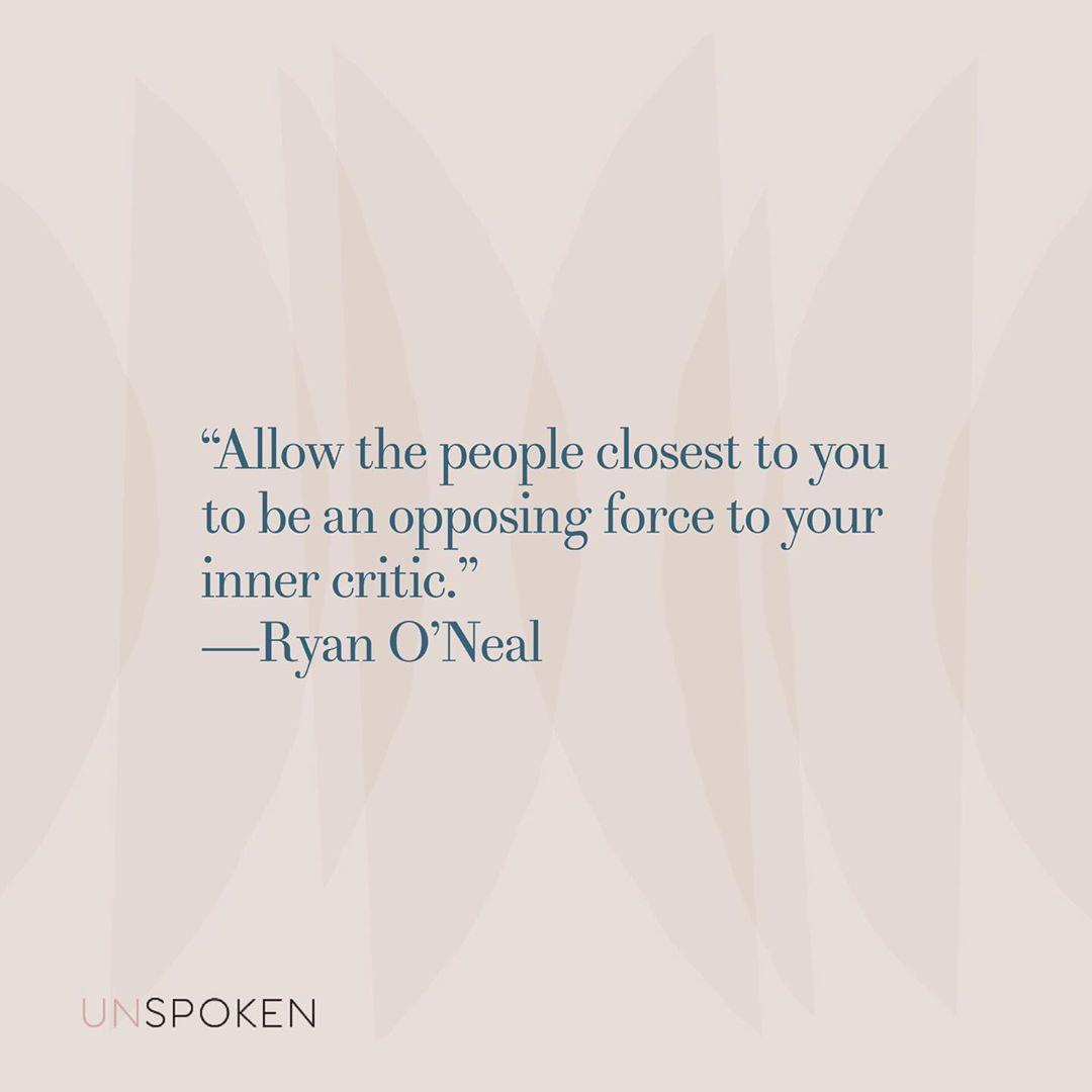 Ryan O'Neal - Unspoken Podcast